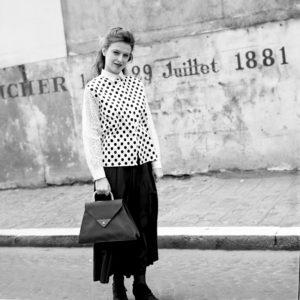 Mode portrait Nathalie Tirot